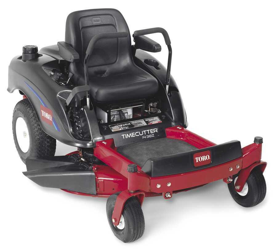 Push Mower Accessories : Recall image toro company of riding lawn mowers