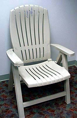 Marvelous Recall Lawn Chairs Recalled By Bemis Manufacturing Home Interior And Landscaping Ferensignezvosmurscom