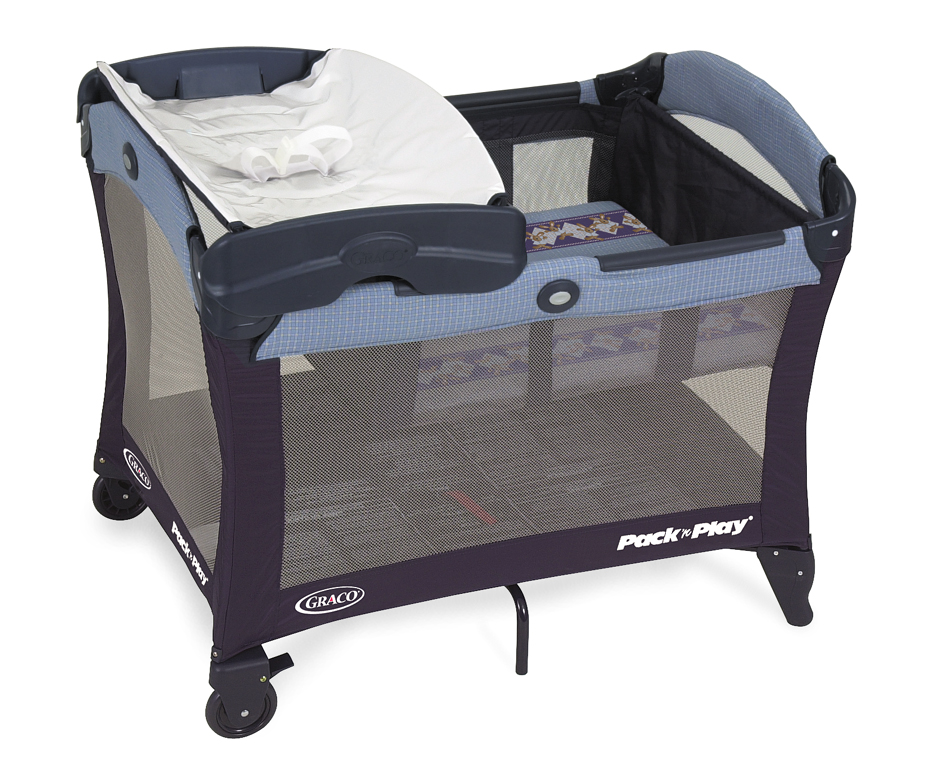 Graco pack 'n play manuals.