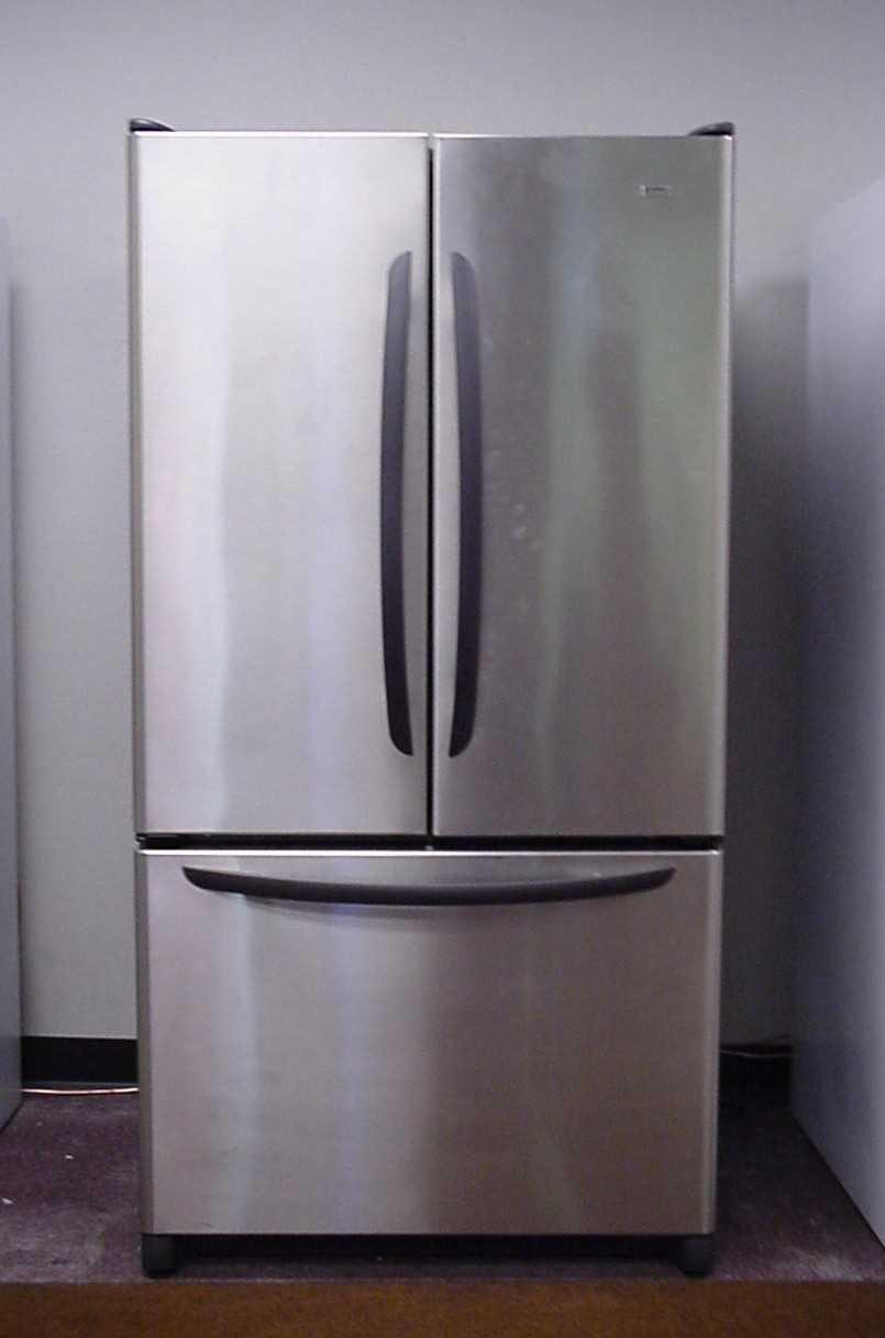 Recall Image Kenmore Elite Brand Trio Model Refrigerators