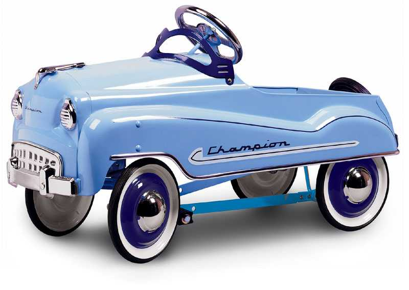 Recall Image: Alpha International Recalls Pedal Cars