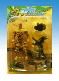 Military toy figure