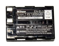 Nikon Rechargeable Battery Packs with Model Number EN-EL3