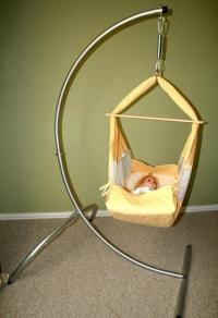 Infant and Toddler Hammock Metal Stands