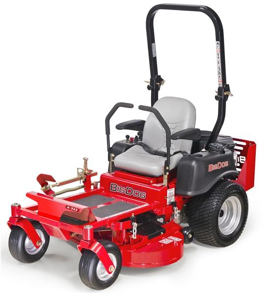Excel hustler lawn mowers