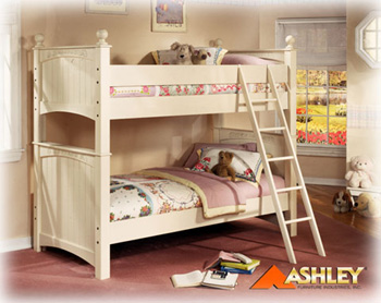 Ashley Furniture Lulu Bunk Bed The Classy Home